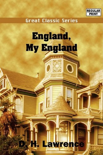 England, My England (8132052544) by Lawrence, D.H.