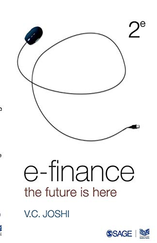 9788132102458: E-Finance: The Future is Here (Response Books)