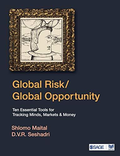 Global Risk Global Opportunity with DVD: Shlomo Maital and D V R Seshadri