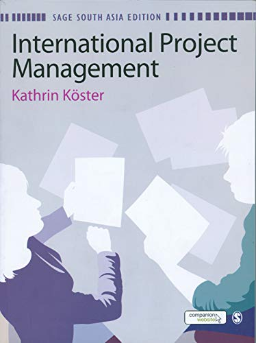 International Project Management: Kathrin Koster