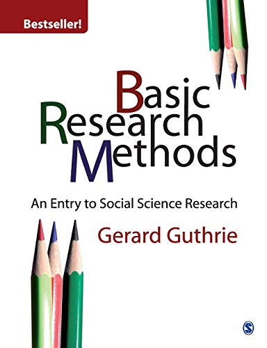 9788132104575: Basic Research Methods: An Entry to Social Science Research