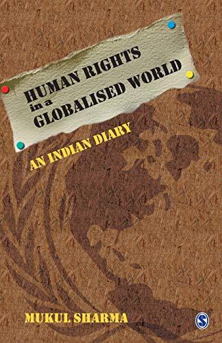 Human Rights in a Globalised World: An: Sharma, Mukul