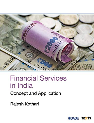 9788132105077: Financial Services in India: Concept and Application (Social Thinkers)