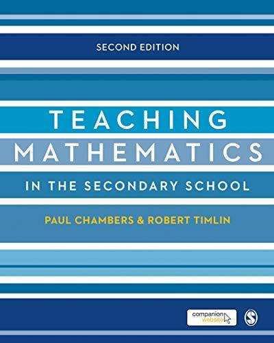 9788132105268: Teaching Mathematics