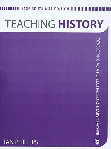 9788132105275: Teaching History