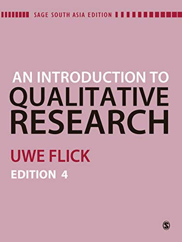 An Introduction to Qualitative Research: Uwe Flick