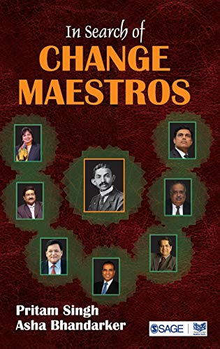 In Search of Change Maestros: Asha Bhandarker,Pritam Singh