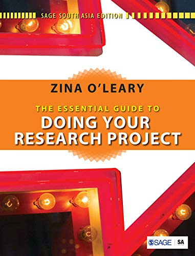 9788132106463: The Essential Guide to Doing Your Research Project