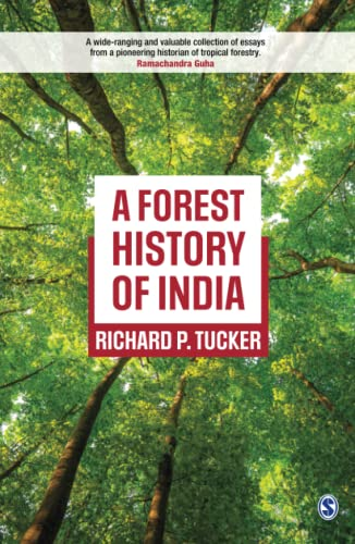 9788132106937: A Forest History of India