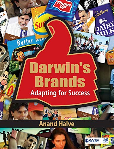 Darwin`s Brand: Adapting for Success: Anand Halve