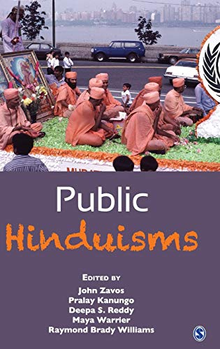 Public Hinduisms: John Zavos, Pralay Kanungo, Deepa S Reddy, Maya Warrier & Raymond Williams (Eds)