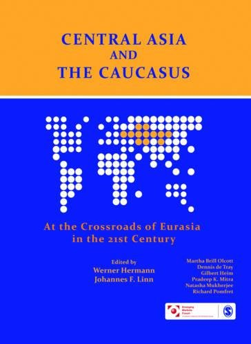 9788132107439: Central Asia and the Caucasus: At the Crossroads of Eurasia in the 21st Century