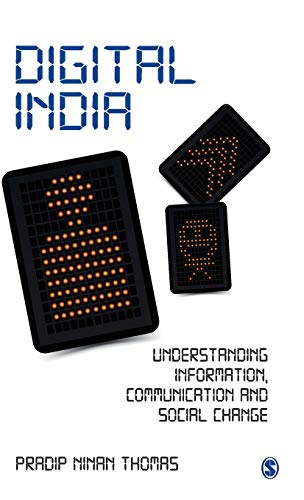 9788132109044: Digital India: Understanding Information, Communication and Social Change