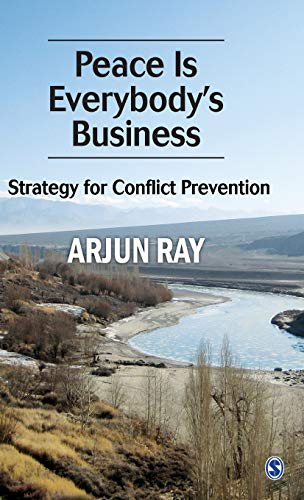 9788132109433: Peace is Everybody's Business: A Strategy for Conflict Prevention