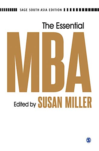 The Essential MBA: Susan Miller (Ed.)