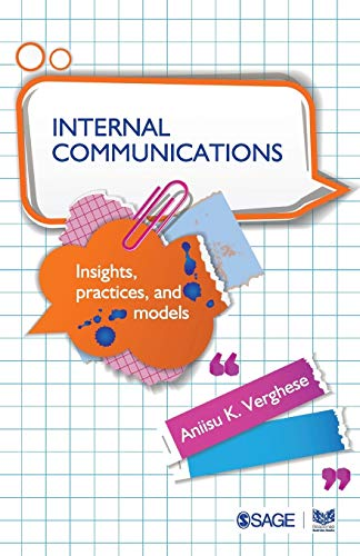 9788132109662: Internal Communications: Insights, Practices and Models