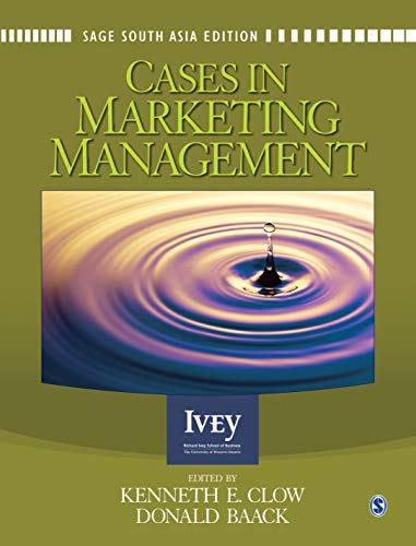 9788132110194: Cases in Marketing Management