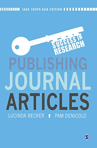 9788132110248: PUBLISHING JOURNAL ARTICLES