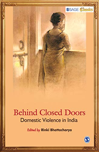 9788132110262: Behind Closed Doors: Domestic Violence in India (SAGE Classics)