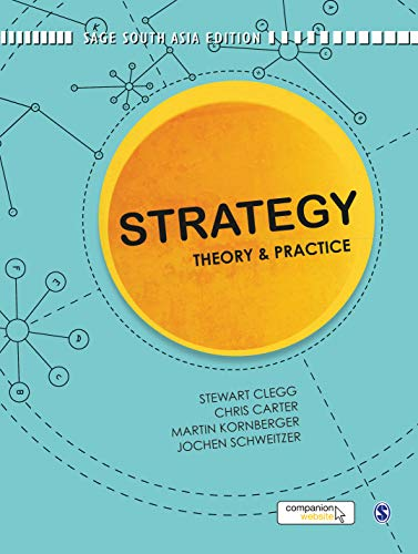Strategy: Theory and Practice (8132110315) by Stewart R. Clegg