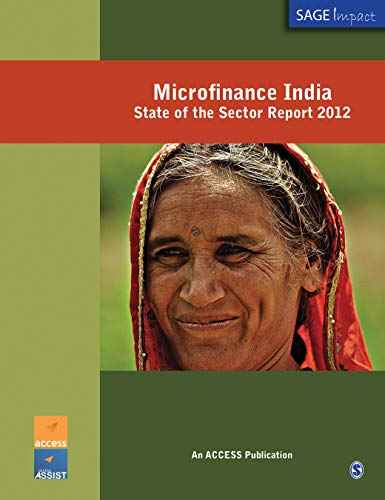 9788132110903: Microfinance India: State of the Sector Report 2012 (SAGE Impact)