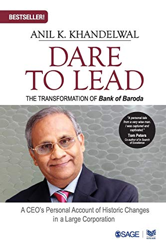 Dare to Lead: The Transformation of Bank of Baroda