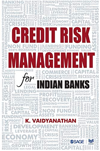 9788132111023: Credit Risk Management for Indian Banks