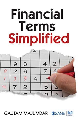Financial Terms Simplified: Gautam Majumdar