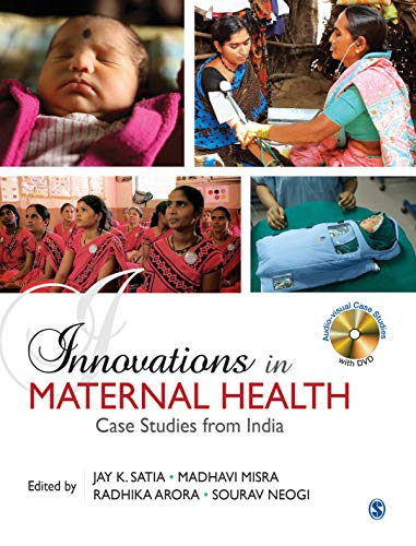 9788132113102: Innovations in Maternal Health: Case Studies from India