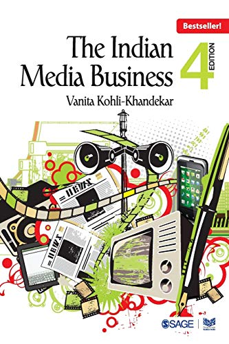 9788132113560: The Indian Media Business