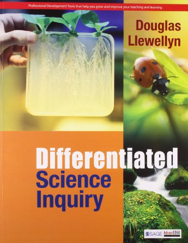 9788132115991: Differentiated Science Inquiry