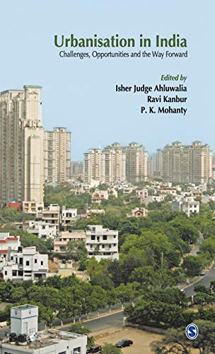 9788132117759: Urbanisation in India: Challenges, Opportunities and the Way Forward
