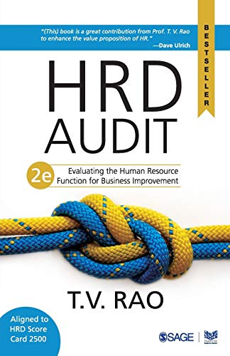 9788132119678: HRD Audit: Evaluating the Human Resource Function for Business Improvement