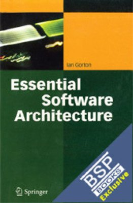 9788132202288: ESSENTIAL SOFTWARE ARCHITECTURE