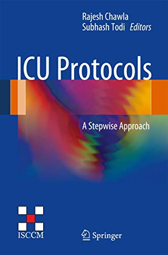9788132205340: ICU Protocols: A stepwise approach