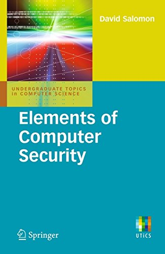 9788132206668: Elements of Computer Security