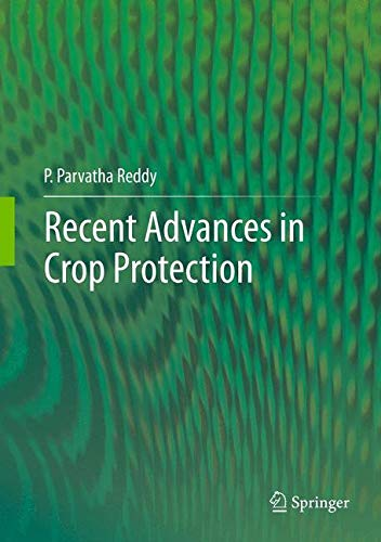 9788132207221: Recent advances in crop protection