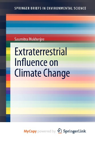9788132207313: Extraterrestrial Influence on Climate Change