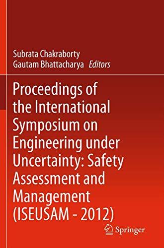 Proceedings of the International Symposium on Engineering: Subrata Chakraborty (Editor),