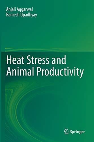 9788132208785: Heat Stress and Animal Productivity