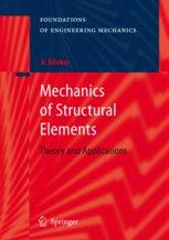 9788132209782: Mechanics of Structural Elements