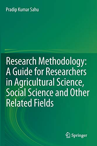 Research Methodology: A Guide for Researchers in Agricultural Science, Social Science and Other ...