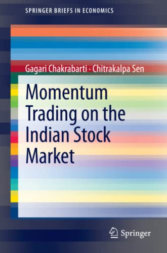 9788132211266: Momentum Trading on the Indian Stock Market (SpringerBriefs in Economics)