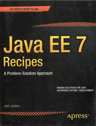 9788132212324: Java EE 7 Recipes: A Problem Solution-Approach