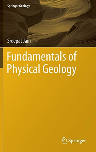 9788132215387: Fundamentals of Physical Geology (Springer Geology)