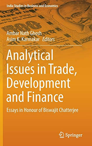 Analytical Issues in Trade, Development and Finance: Ghosh, Ambar Nath