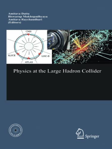 9788132217282: Physics at the Large Hadron Collider