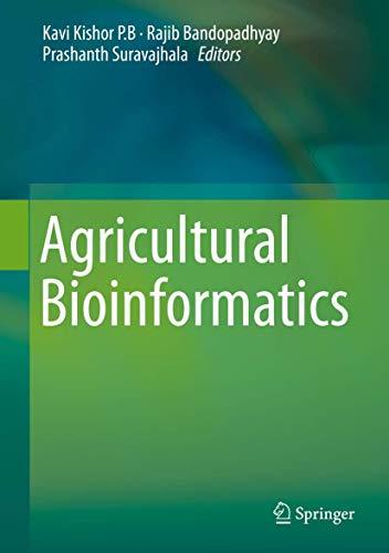 9788132218791: Agricultural Bioinformatics