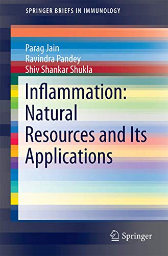 Inflammation: Natural Resources and Its Applications: Parag Jain