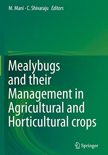 9788132226758: Mealybugs and their Management in Agricultural and Horticultural crops